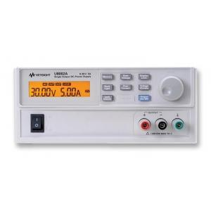 KEYSIGHT TECHNOLOGIES U8002A  POWER SUPPLY, 1CH, 30V, 5A, ADJUS