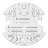 Romi Chassis Base Plate - White