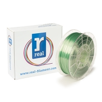 REAL PLA - Satin Spring - spool of 0.75Kg - 2.85mm