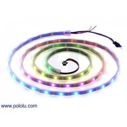Addressable RGB 60-LED Strip, 5V, 2m (SK6812)