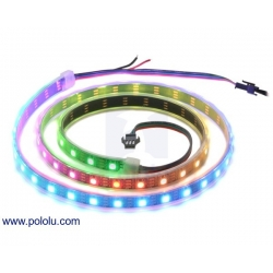 Addressable RGB 60-LED Strip, 5V, 1m (SK6812)