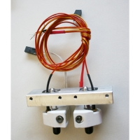 Bar Mount Assembly w/ Stranded Thermocouple - Replicator 2X