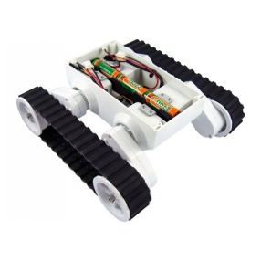 DAGU ROVER 5 - Telaio cingolato con 2 motoriduttori + encoder