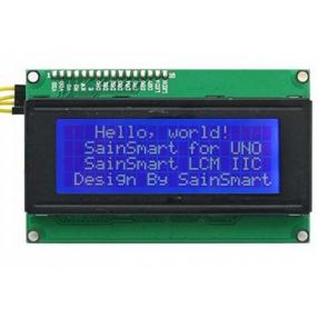 Display LCD 20x4 con interfaccia I²C