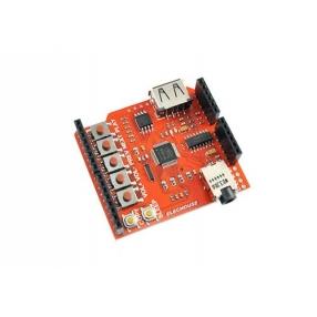 MP3/WAVE shield per Arduino