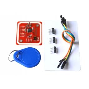 Lettore NFC/RFID con due trasponder