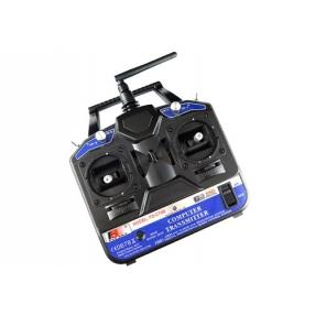 Radiocomando 6 canali + Ricevitore 2,4 GHz