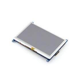 "Display Touch Screen 5"" per Raspberry Pi"