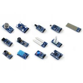 Set di 13 sensori con cavetti
