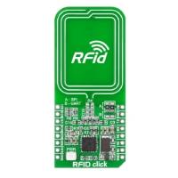 RFID click board con trasponder a 13,56 MHz