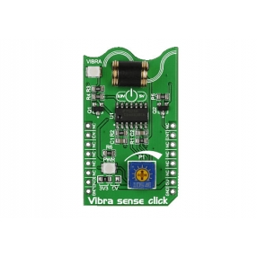 Click Board Sensore Vibrazione