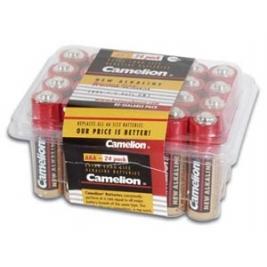 Batterie alcaline AAA 1100 mAh - 24 Pz.