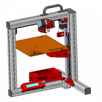 Corso FELIX 3d printer