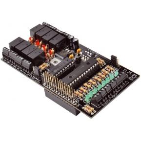 Shield I²C di espansione IN/OUT per Raspberry Pi - in Kit