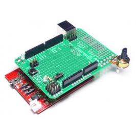 Protoshield per schede Arduino (Kit)