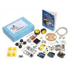 Starter kit per Robot con ARDUINO UNO