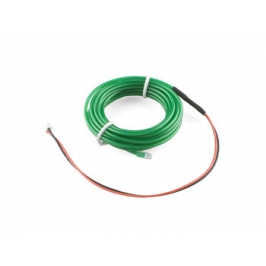 Cavo elettroluminescente verde - 3 metri
