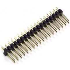 Connettore maschio/maschio pin 18x2