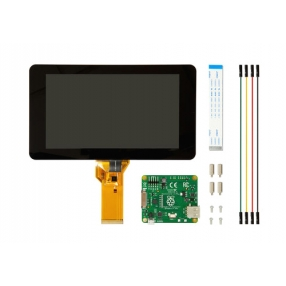 "Raspberry Pi LCD 7"" Touch screen - originale"