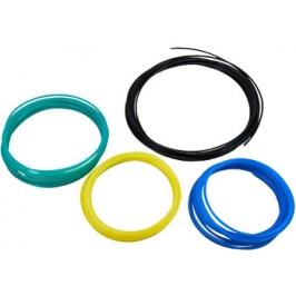 Set PLA vari colori per stampanti 3D - 500 grammi