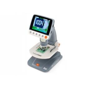Microscopio digitale con monitor LCD