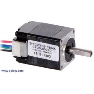 Motore passo-passo bipolare NEMA 8 - 0,6 A