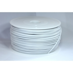 ABS - White - Spool 2Kg - 3mm