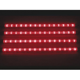 STRIP DECORATIVO A LED ROSSI