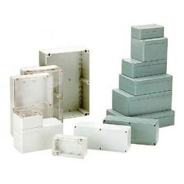 CONTENITORE PLASTICO ABS IP65/NEMA4 171x121x55