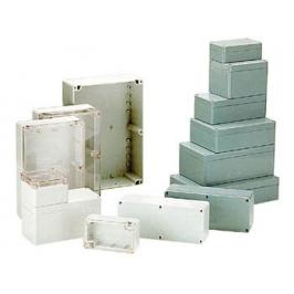 CONTENITORE PLASTICO ABS IP65/NEMA4 160x160x90x55