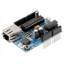 Ethernet shield per Arduino - in kit da saldare