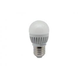 LAMPADA LED 4,5W BIANCO 220 VAC - ATTACCO E27