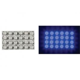 PLAFONIERA A LED BLU - 2W