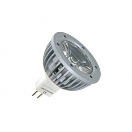 LAMPADA LED 3W LUCE FREDDA - MR16
