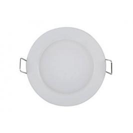 FARETTO CIRCOLARE DA INCASSO CON LED DA 12 W