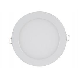 Faretto circolare da incasso con LED bianco caldo da 12 watt