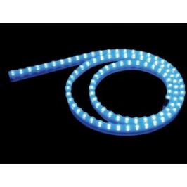 STRIP A LED IN GEL DI SILICONE BLU - 1 METRO