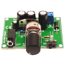 AMPLIFICATORE STEREO 5W PER LETTORI MP3 - IN KIT