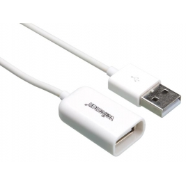 Cavo USB A maschio - USB A femmina