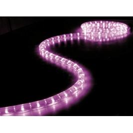 Cavo luminoso a LED rosa - 45 metri