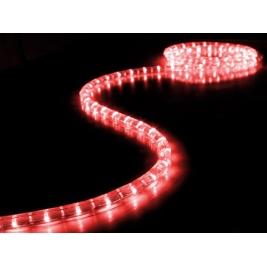 Cavo luminoso a LED rossi - 45 metri