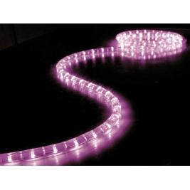 Cavo luminoso a LED rosa - 5 metri