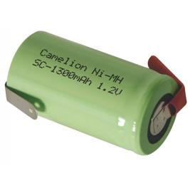 Batteria ricaricabile Ni-MH 1,2V - 1,3 Ah