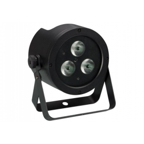 Proiettore a LED RGBWAP DMX 12 canali