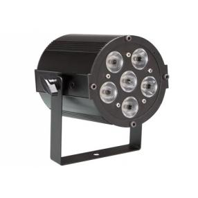 Proiettore LED RGBW 6x8 watt
