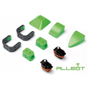 ALLBOT - Gamba supplementare 2 Servo
