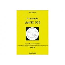 """Libro """"Il manuale dell IC 555"""""""