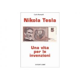 """Libro """"Nikola Tesla, una vita per le invenzioni"""""""