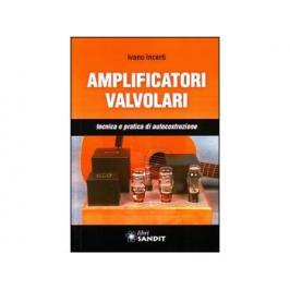 "Libro ""AMPLIFICATORI VALVOLARI"""