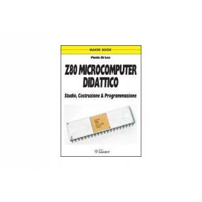 Z80 Microcomputer Didattico